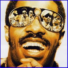 Stevie Wonder... I love stevie wonder musical genius it was he who said if its magic how come it can't be everlasting ...he was talking about love