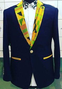 Costume imprimé africain Haut seulement Envoyez moi vos Mensurations Dieu te bénisse.