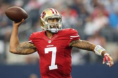 Colin Kaepernick Photos - San Francisco 49ers v Dallas Cowboys - Zimbio