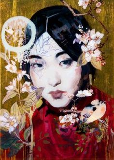 Hung Liu (b1948, Changchun, China; based in California since 1984)