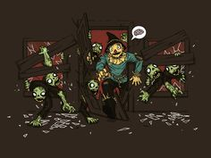1st place in Derby #195: Zombies! Zombies! Zombies!, with 1368 votes!