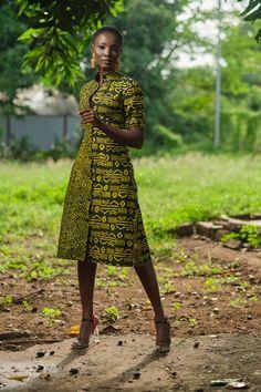 Latest African Fashion Dresses, African Dresses For Women, African Print Dresses, African Print Fashion, Africa Fashion, African Attire, African Wear, Ankara Fashion, African Prints