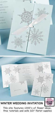 Winter Wedding Invitations Keywords: #weddings #jevelweddingplanning Follow Us: www.jevelweddingplanning.com  www.facebook.com/jevelweddingplanning/