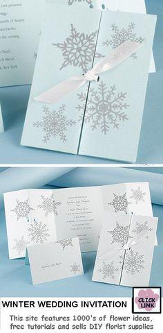 Winter Wedding Invitations Keywords: #weddings #jevelweddingplanning Follow Us: www.jevelweddingplanning.com  www.facebook.com/jevelweddingplanning/