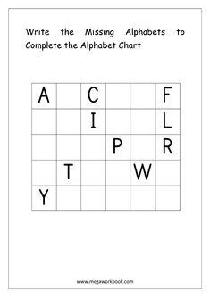 Alphabet Ordering Worksheet - Write The Missing Alphabets Worksheet For Nursery Class, Nursery Worksheets, Sequencing Worksheets, Writing Worksheets, Alphabet Worksheets, Hindi Worksheets, Comprehension Worksheets, Reading Comprehension, Missing Letter Worksheets