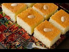 xawaash recip, cook, cake, lebanes, recip pinner, basbousa