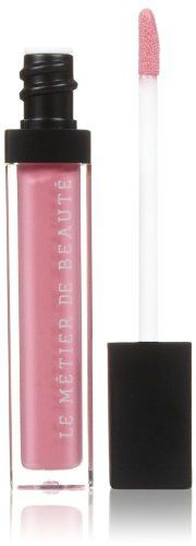 Le Metier de Beaute Sheer Brilliance Lip Gloss  PinkePromise * You can get more details by clicking on the makeup sets.