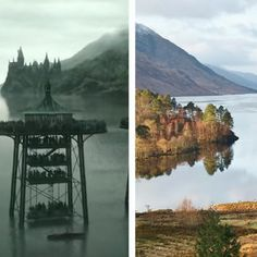 "12 Magical Scottish Places All ""Harry Potter"" Fans Must Visit"