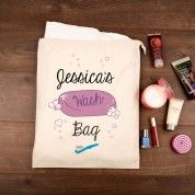 Perfect place to keep all your pampering essentials! #washbag #personalised