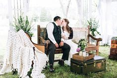 A vintage Virginia Beach wedding with garden details photographed by Jessica Ryan Photography.
