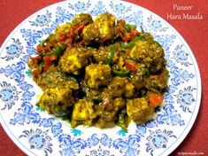 Paneer Hara Masala RecipePaneer Hara Masala Recipe with Step by Step Pictures Hi again foodies! After a stunning Tomato Cucumber Sandwich Recipe I am back with another family favorite at my place! It's one of the easirstpaneer recipes ever. You do not need…