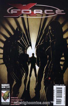 Marvel X-Force #7