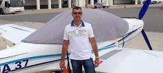 Ποιος ήταν ο 43χρονος, γνωστός στη Λάρισα, επιχειρηματίας που σκοτώθηκε στο αεροπορικό δυστύχημα