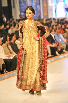 2014 Wedding Dresses by Aisha Imran  #pantenebridalcoutureweek2013 #bridalcouture http://www.fashioncentral.pk/pakistani/ramp/review-1263-aisha-imran-collection-at-pantene-bridal-couture-week-2013-day-3/complete-collection/