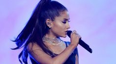 Ariana Grande scores first UK number one album with Dangerous Woman - BBC News