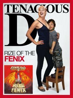 Tenacious D - Rize of the Fenix