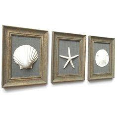 Beach Decor Wall Art, Nautical Decor, Coastal Decor, Beach Wall Art,... ($65) ❤ liked on Polyvore featuring home, home decor and wall art