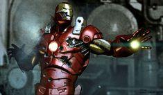 The Motherlode of Iron Man Concept Art