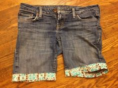 Miss Mel + Miss Heather: DIY: Cloth Hem