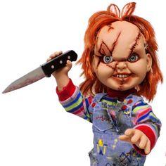 Boneco do Chucky (filme Brinquedo Assassino)