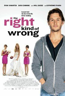 The Right Kind of Wrong (2013): So-so. Kwanten is good. For a movie that celebrates the beauty of nature and the outdoors, there were way too many green screen shots and they didn't look too good at times. Could be a factor of the low budget. Can't hold that against the movie. You do what you can with the money provided.