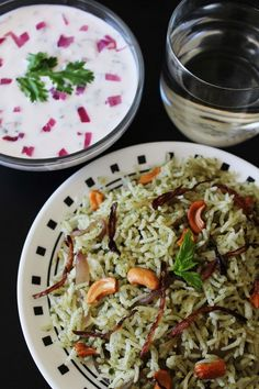 Mint Rice Recipe – Phudina Pulao | very easy to make and so flavorful
