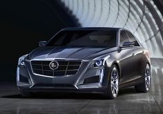 2014 Cadillac CTS Sedan... Candy apple red V series.. PLEASEEEE