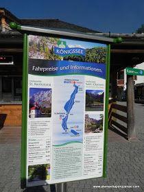 Alemanha! Por que não?: O Lago Königssee!!!