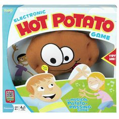 POOF-Slinky, Inc Hot Potato Electronic Musical Passing Game