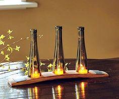 Maneras inteligentes de utilizar sus botellas de vino antiguas (43)