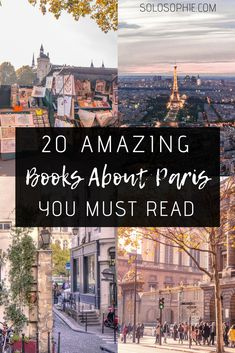 20 Books About Paris You MUST Read Before Visiting France. Here are twenty amazing novels, stories, and memoirs about life in Paris, what to do in Paris and love in the French capital! Best Travel Books, Literary Travel, Paris Travel, France Travel, Bratislava, Budapest, Stockholm, Visit France, Amsterdam