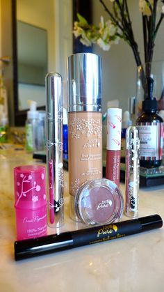 100% Pure Natural #Makeup