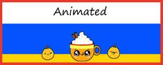 Animated Google Classroom Headers (Pumpkin Spice Freebie) for Distance Learning