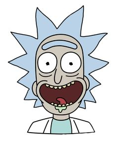 rick and morty painting canvas Rick Sanchez face Rick Sanchez face Trippy Drawings, Art Drawings Sketches, Disney Drawings, Cartoon Drawings, Cartoon Art, Easy Drawings, Cute Little Drawings, Drawing Cartoon Characters, Cute Canvas Paintings