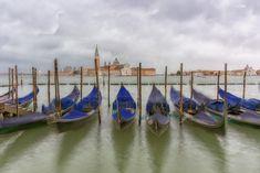 Venice - Le più fotografate in riva degli schiavoni