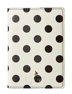 adorable kate spade passport cover  http://rstyle.me/~150am