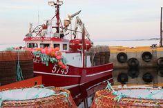Crab boat Caraquet NB