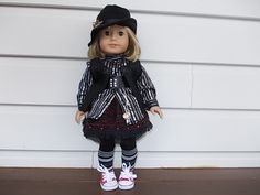 Steampunk American Girl doll outfit