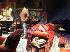 Recently opened The Making of Harry Potterfeatures many sets including a student commons room at Hogwarts.