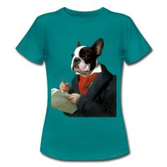 Bull is the new Beethoven - Tee shirt Femme