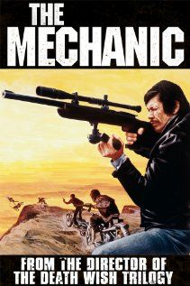 """I never did see the NEW """" Mechanic """" but the Original is a True Classic with Charles Bronson, his DEATH WISH Series were pretty good as well but the 1972 Film THE MECHANIC makes my list. With a great surprise ending to boot !"""