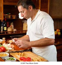 Chef David Shalleck talks about his love of the Mediterranean Diet and how he has taken that love to the sea!  Read more at the Oldways Table Blog.