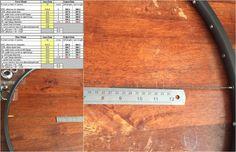 SB3800 SBDU Ilkeston 1980 TI-Raleigh Team Pro 753 Spoke Calculator
