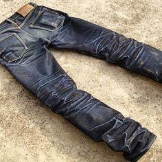 Iron Heart jeans #rawdenim