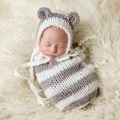 Special offer Baby Envelopes For Photo Booth Newborn Baby Knitted Photography Props Sleeping Bag Handmade Sleeping Bag Hat Cocoon Photo PropX just only $12.85 - 16.06 with free shipping worldwide #babygirlsclothing Plese click on picture to see our special price for you