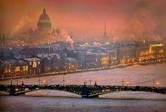 St-Petersburg. Russia