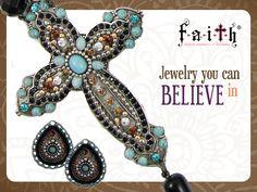Share your faith....with FAITH Jewelry! www.faithco.net/cherylmassey