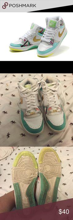 cheaper 5c69e a8743 Nike Court Force Shoes Pucci