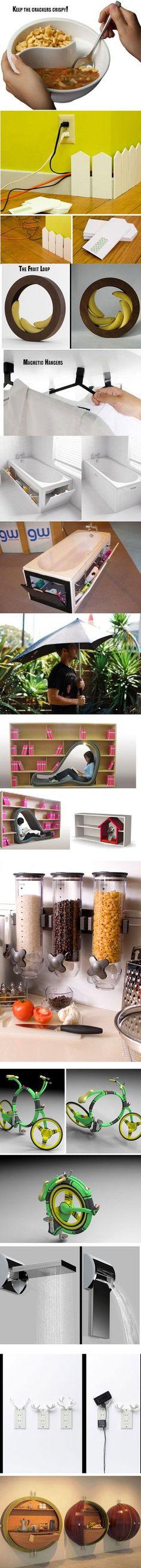 Genius. // kreative #Ideen, um altägliche Probleme abzustellen ;-)