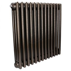 Find out more about the 600H x 1180W 3 Column Horizontal Hammered Gold Radiator at Mr Central Heating